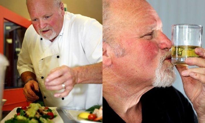 Man Got Blind Beacuse of Vodka