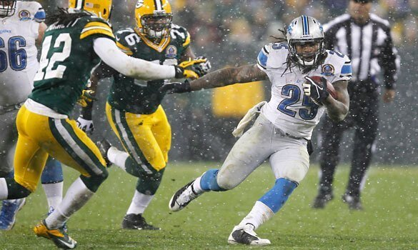 Week 14: Detroit Lions at Green Bay Packers