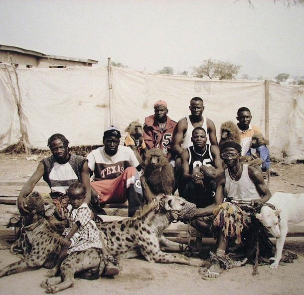 The Fascinating Hyena Men Of Nigeria By Photographer Pieter Hugo