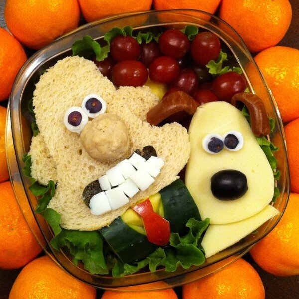 Super Cute & Fun Lunchbox Characters