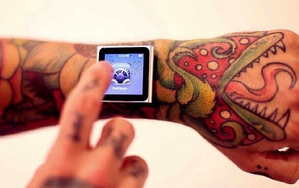 Magnetic Implants Attach Your iPod Into Your Arm
