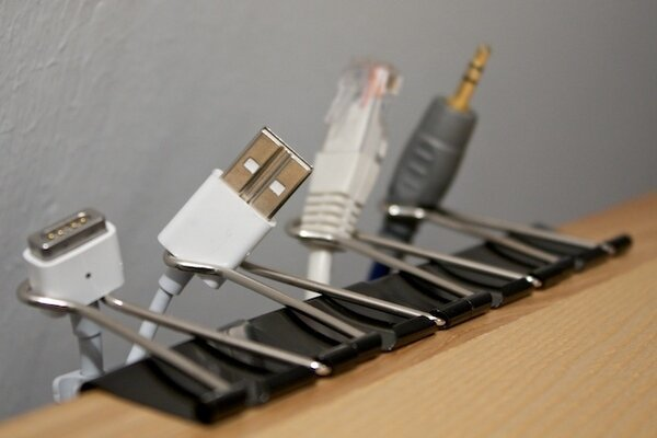 The Many Uses of Binder Clips!