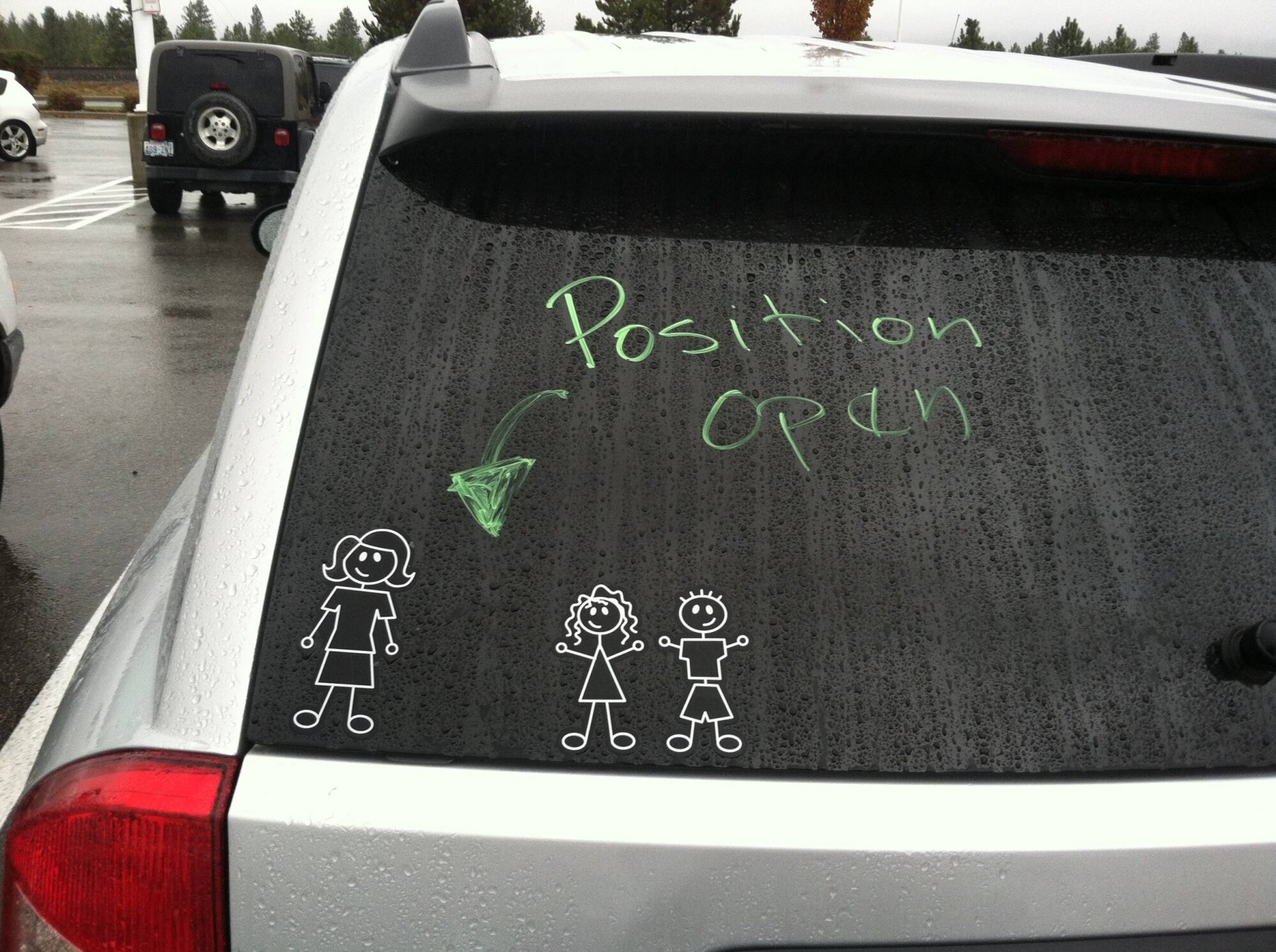 Decals For Every Family (Even the Incomplete Ones)