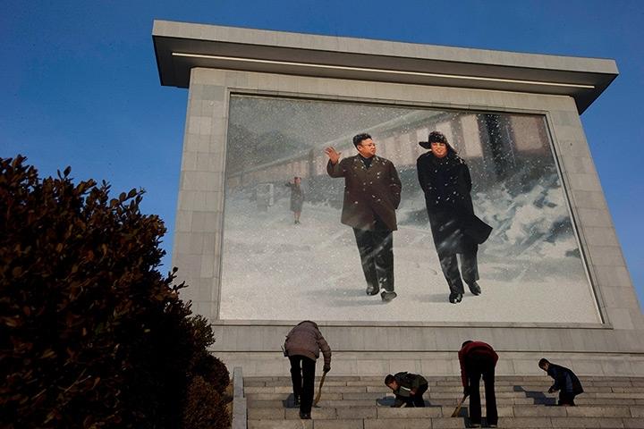 North Korean Affection