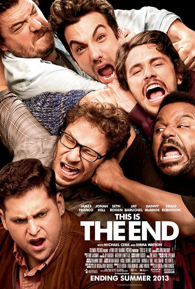 Seth Rogan, Rihanna, Emma Watson, & James Franco All In One Movie!?