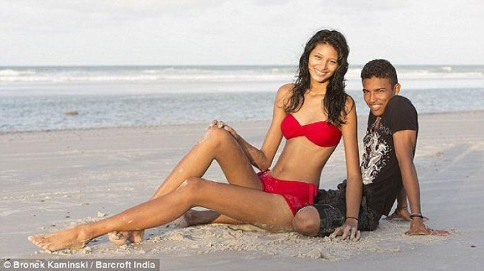 World Tallest Girls and Her Short Boyfriend
