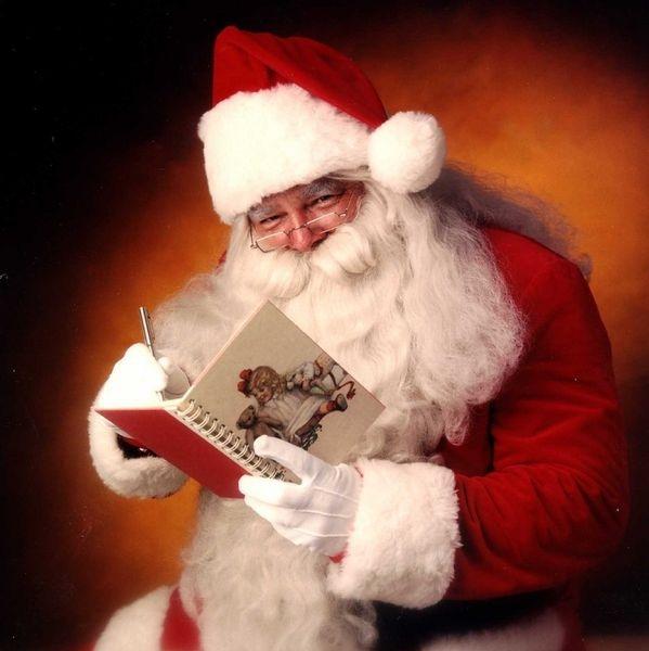 Mean Santa
