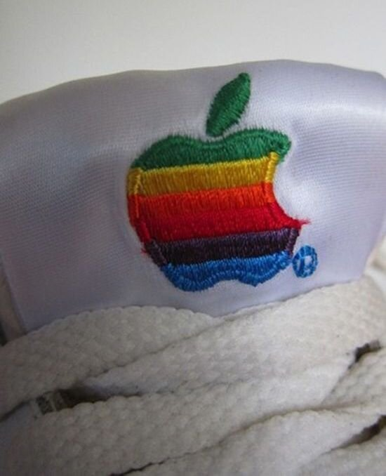 Apple Sneakers