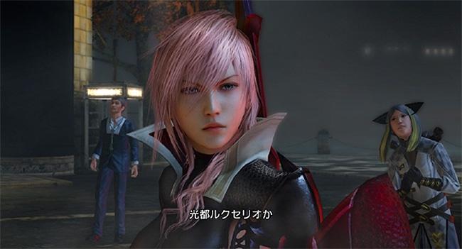 First Trailer For 'Lightning Returns: Final Fantasy XIII'