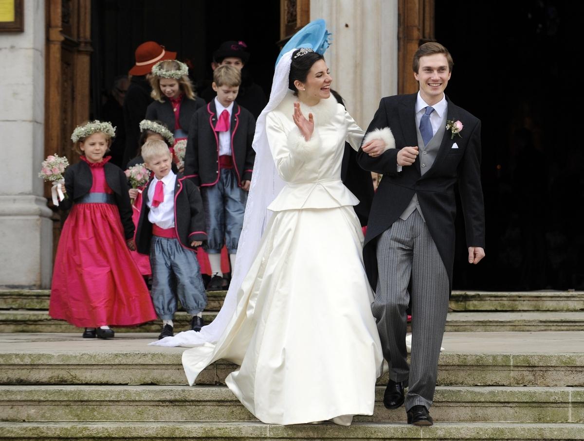 Last Royal Wedding of the Year!