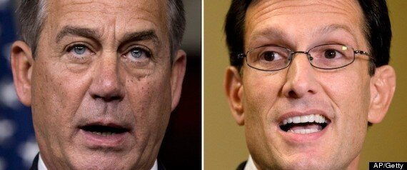 Top Republicans Split on Fiscal Cliff Deal