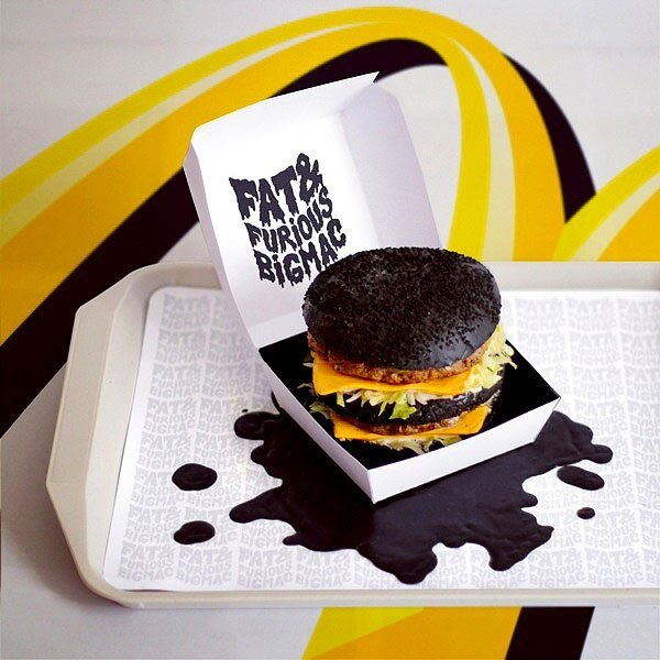 Yummy Pop Culture Themed Burgers