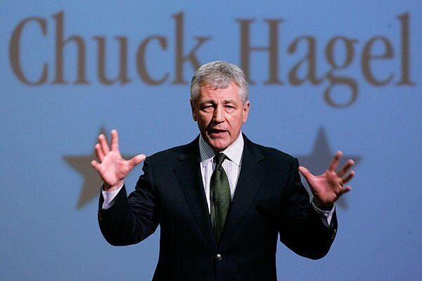 Chuck Hagel Thinks Rape Babies Are Rare