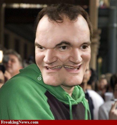 Freaky Hilarious Tarantino!