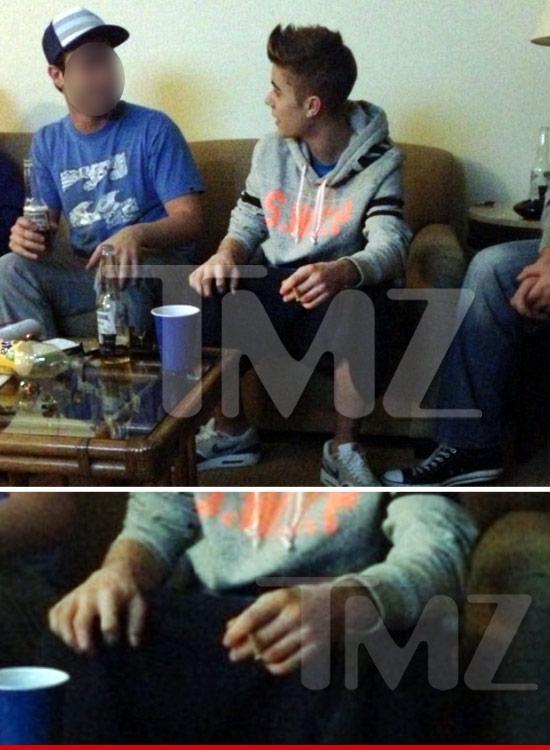 So Many Bieber Pot Smoking Jokes to Come