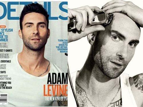 Adam Levine DETAILS
