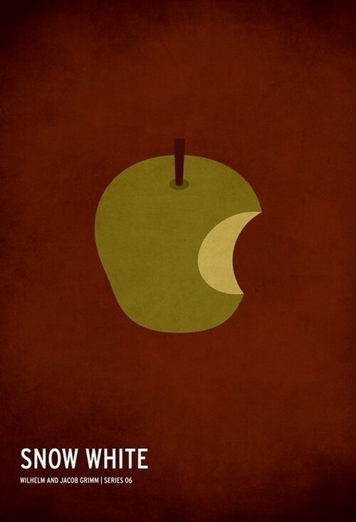 Minimalist Posters Of Children Movies