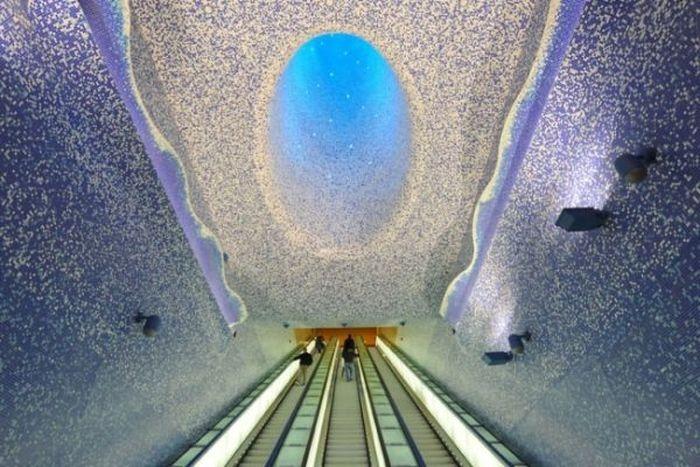 European Subway Stations