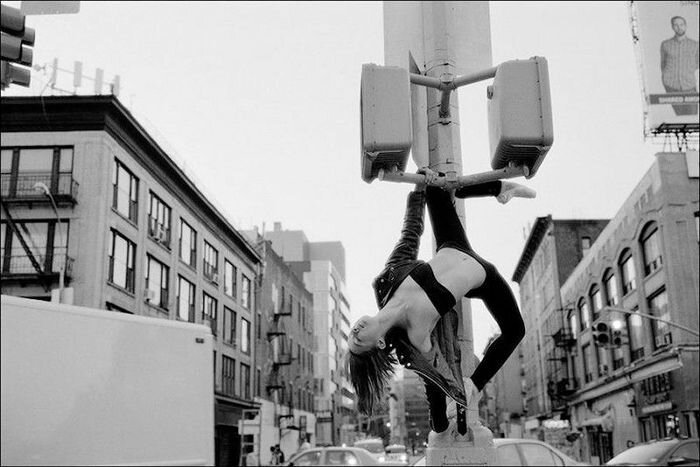 Ballerinas in the City