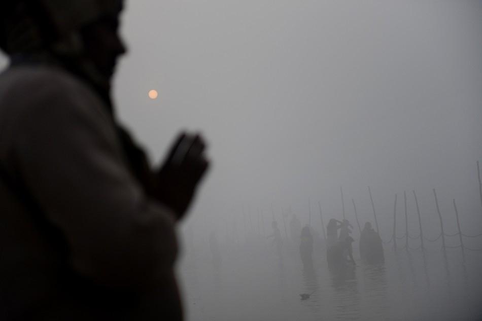 Stunning Photos Of The Great Kumbh Mela Festival