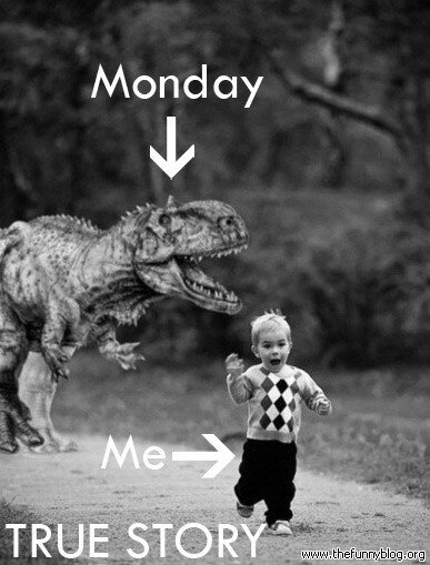 It's Monday AH!