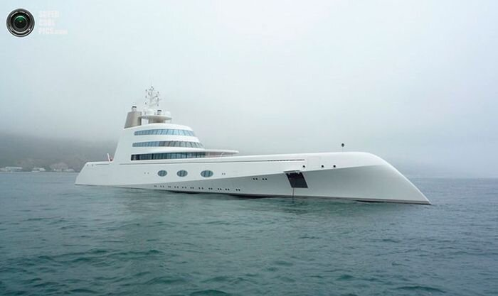 The Most Luxurious Yachts in the World