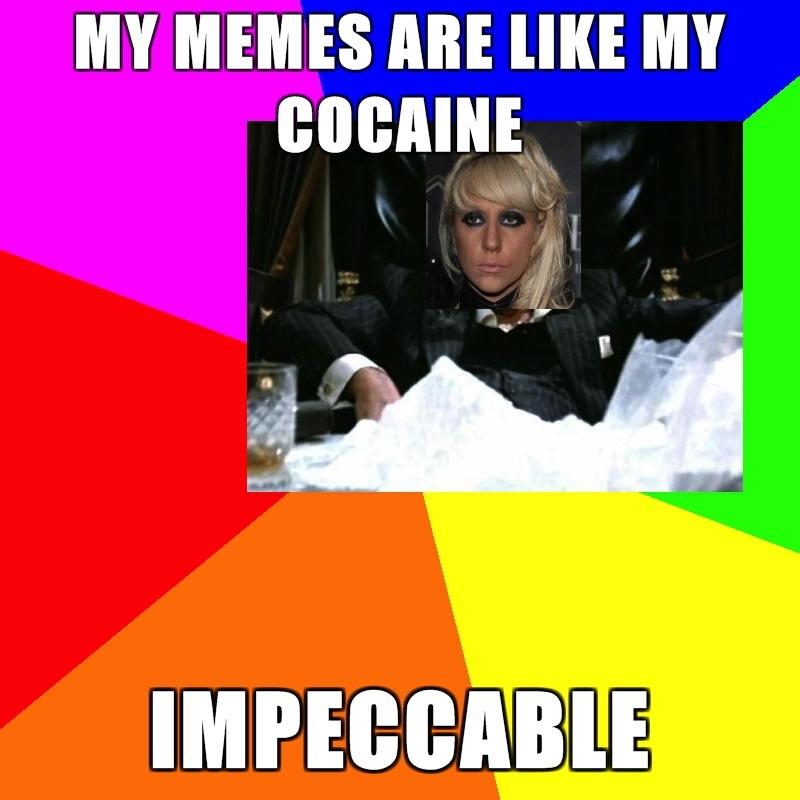 Hilarious GAGA Memes!