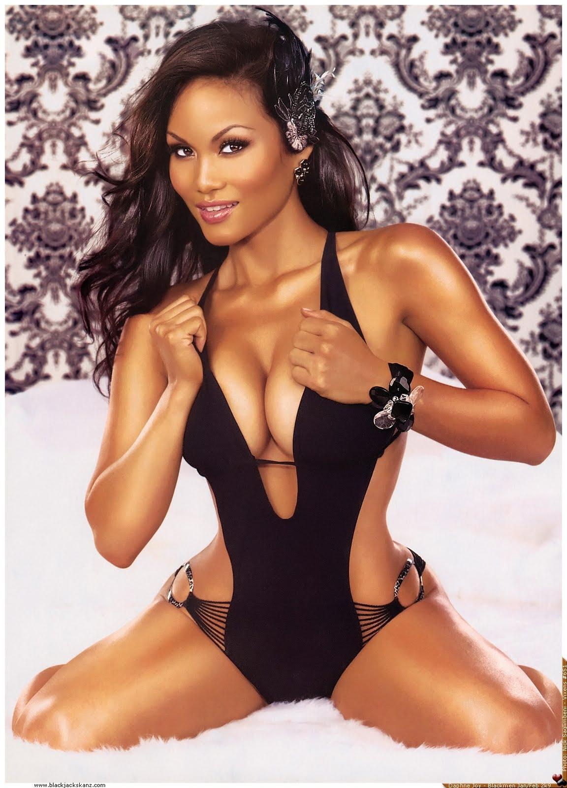50 Cents Amazingly Hot Ex, Daphne Joy!