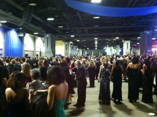 The Inaugural Ball Was Just Like Prom