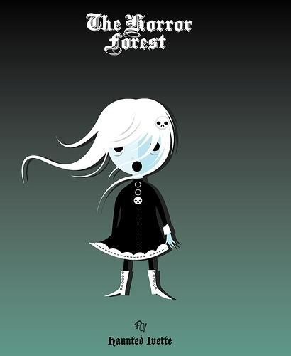 """""""The Horror Forest"""" is Full of Dark Secrets"""