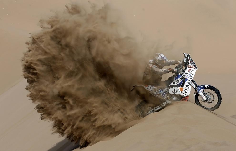 Dakar Rally 2013  от Helen за 23 jan 2013
