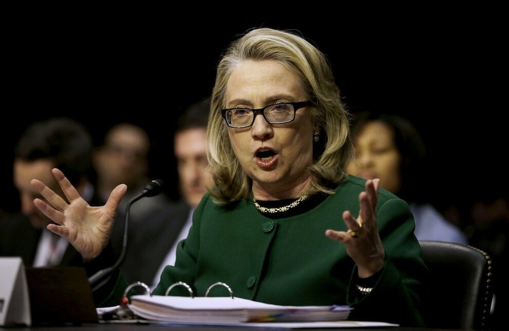 Best Gesticulations Of Hillary Clinton During Her Benghazi Testimony