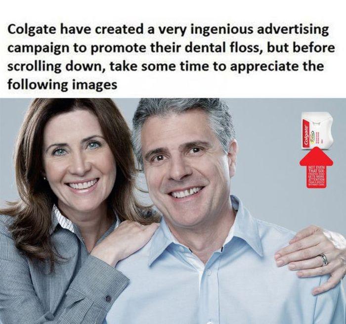 Brilliant Colgate Advertising Campaign