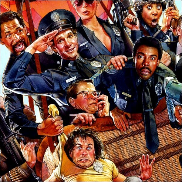 Fantastic Artworks From Famous Movies