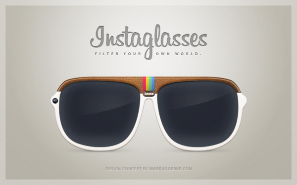Would You Wear These Instagram Inspired Glasses?