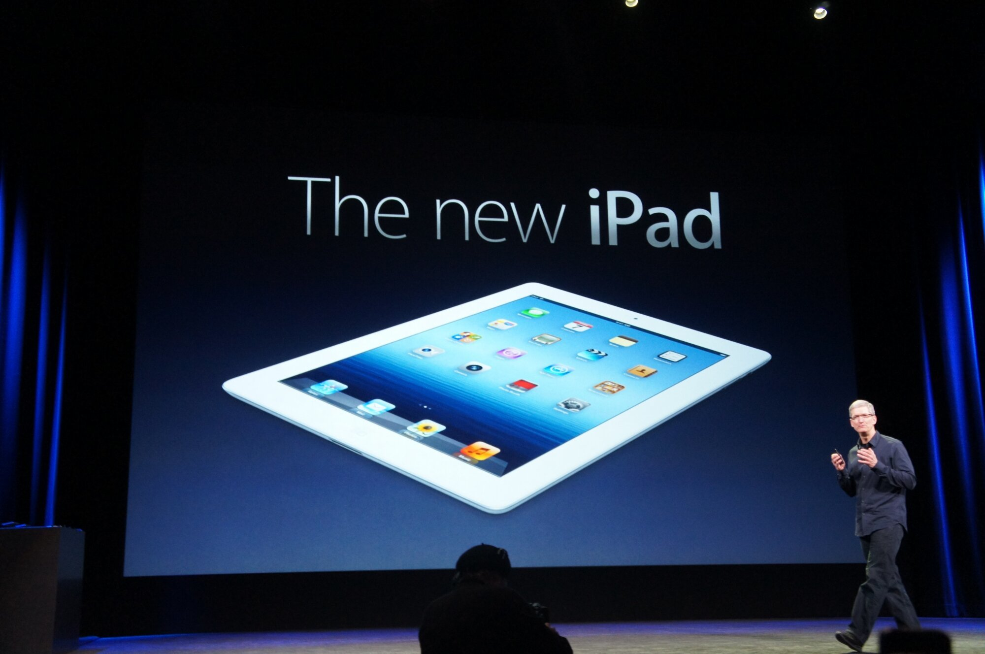Apple Is Releasing A New iPad With More Storage!
