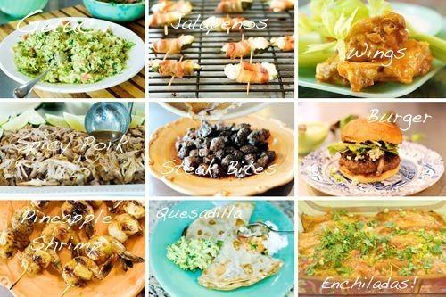 The Super Bowl Food Breakdown