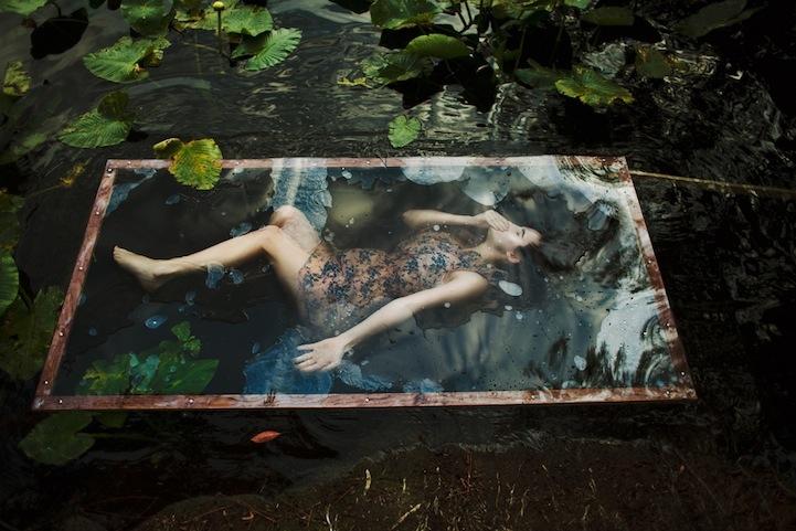 Captivating Portraits Taken Inside a Plexiglass Box