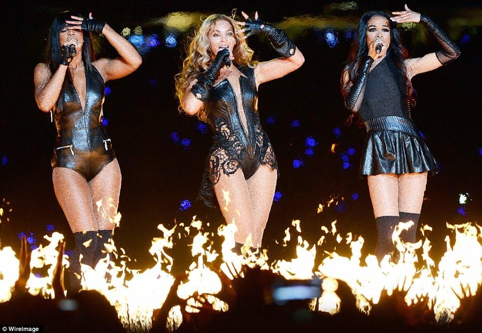 Super Bowl 2013: Destiny's Child Reunion