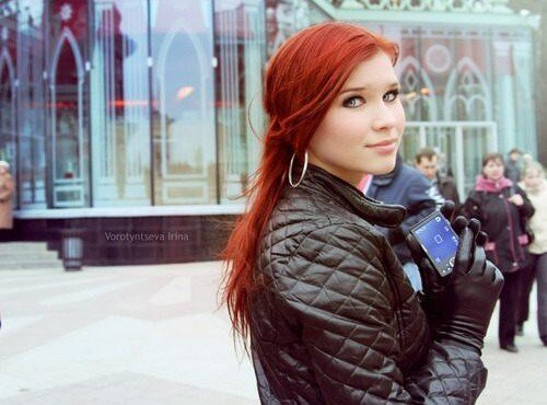 Red Heads are the Cure to all Maladies