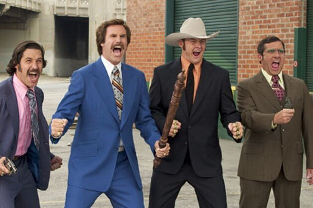 Funniest Anchorman Quotes