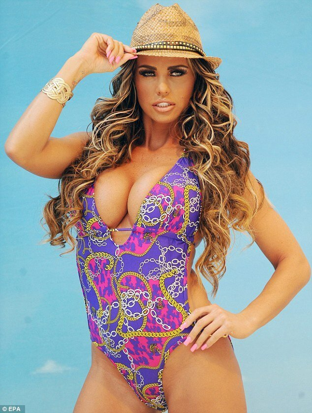 Katie Price Comments on Kelly Brook