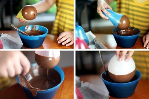 Quickie Chocolate Treats