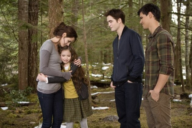 'Twilight' Nominated for All the Razzies Ever