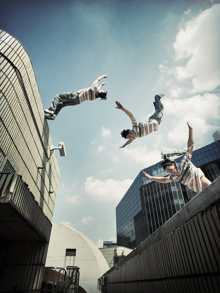 Breathtaking Parkour!