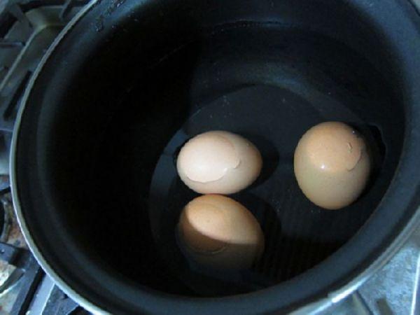Awesome Boiled Egg Recepy