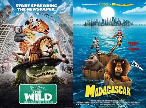 Classic Movies And Their Obvious Copycats