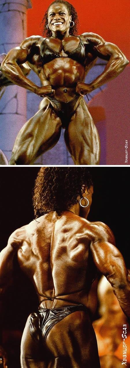 Freakish Bodybuilding!