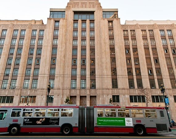 Behind The Scenes At Twitter's New San Fran Office