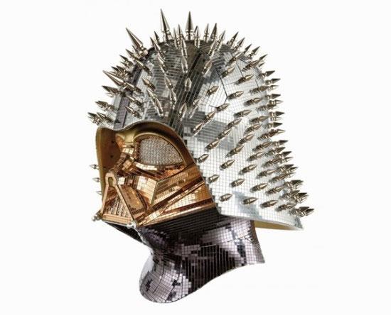 Darth Vader Gets The Custom Pop Art Treatment
